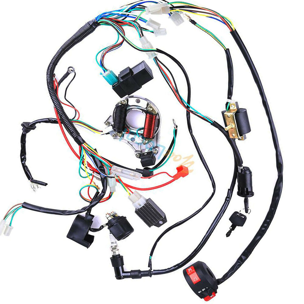YT_8992] Atv Tail Light Wiring Schematic WiringAspi Anist Ricis Lious Elec Mohammedshrine Librar Wiring 101