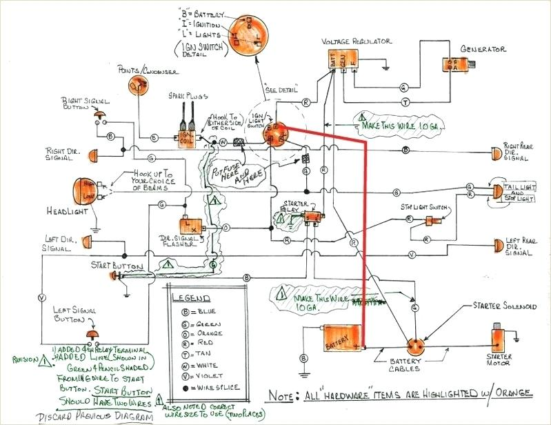 2000 Harley Softail Wiring Diagram