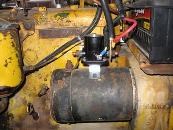 CH_4840] Tractor Starter Solenoid Wiring Schematic WiringAkeb Alma Vira Mohammedshrine Librar Wiring 101