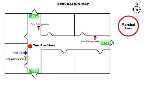 Remarkable Exit Plan Template Luxury Fire Floor 6 Emergency Example Berrybenka Co Wiring Cloud Uslyletkolfr09Org