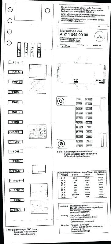 Clk55 Fuse Diagram Wiring Diagram Schema Slow Hide Slow Hide Atmosphereconcept It