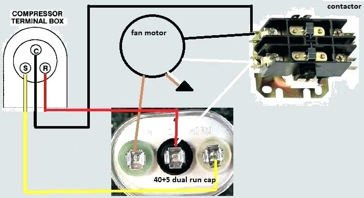 dual capacitor wiring  2001 trx 250 honda atv wiring