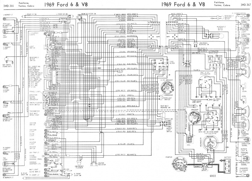 Cc 2264 1969 Ford Mustang Fuse Box Free Diagram