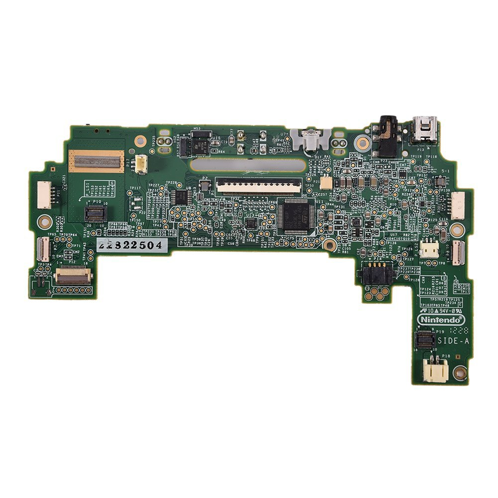 Super Amazon Com Zerone Motherboard Mainboard Replacement For Nintendo Wiring Cloud Onicaalyptbenolwigegmohammedshrineorg