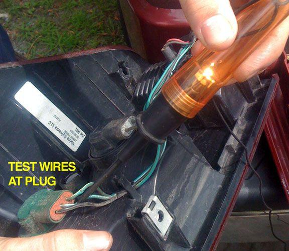 Magnificent Wiring Repair Or Installation For Trailer Hitch Lights Wiring Cloud Licukaidewilluminateatxorg