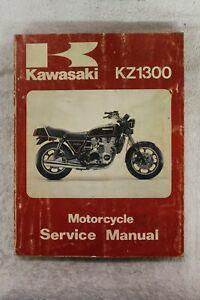 Lm 1537 1982 Kawasaki Kz1300 Wiring Diagrams Schematic Wiring