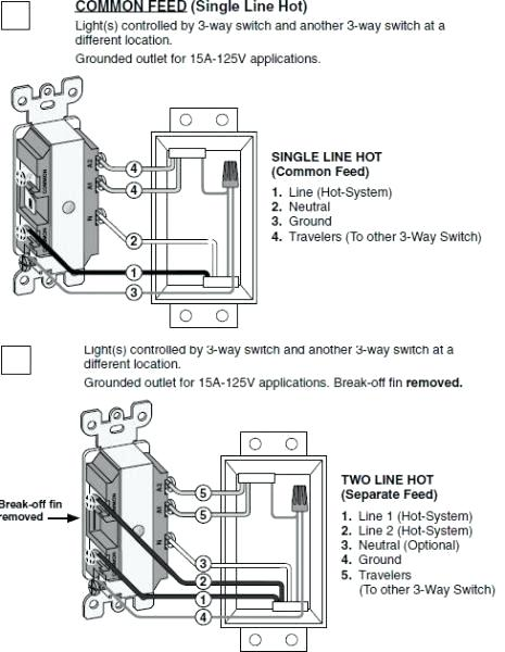 ZK_0136] Leviton 5603 3 Way Switch Wiring Diagram Free DiagramNone Salv Nful Rect Mohammedshrine Librar Wiring 101