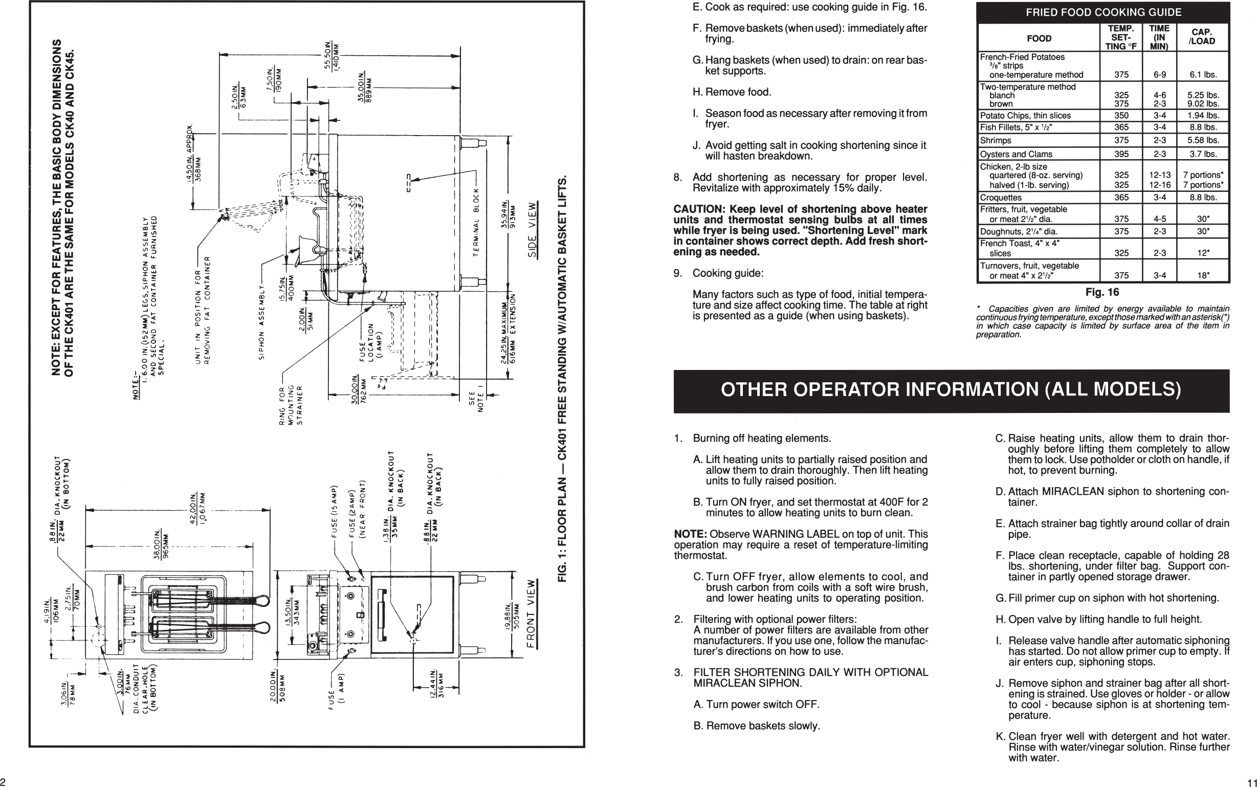 Valentine Fryer Wiring Diagram
