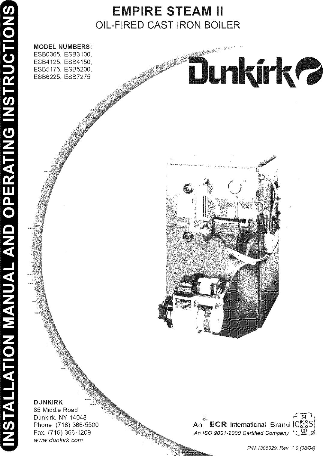 Incredible Dunkirk Boiler Manual L0612228 Wiring Cloud Ittabisraaidewilluminateatxorg
