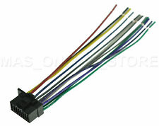 Outstanding Sony Car Audio Video Wire Harnesses For Sale Ebay Wiring Cloud Gufailluminateatxorg