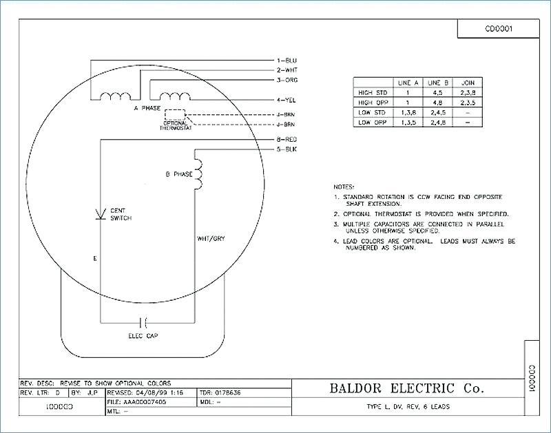 fa4987 motor wiring diagram motor corporation emerson