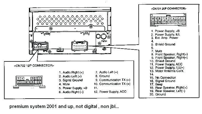 Jvc Car Wiring Diagram Schematic Wiring Diagram