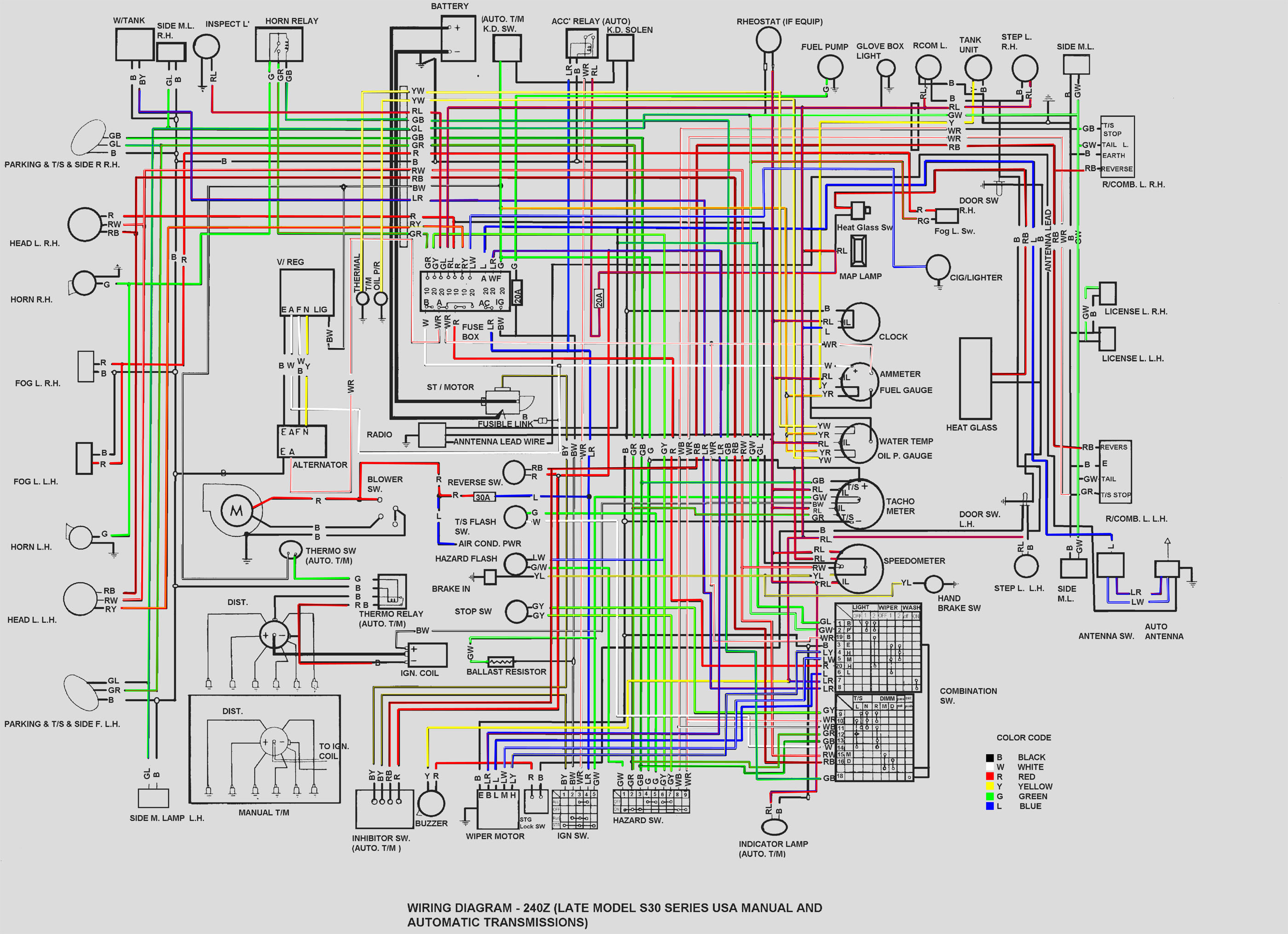 Sensational 1978 Datsun 280Z Wiring Diagram Online Wiring Diagram Wiring Cloud Rometaidewilluminateatxorg