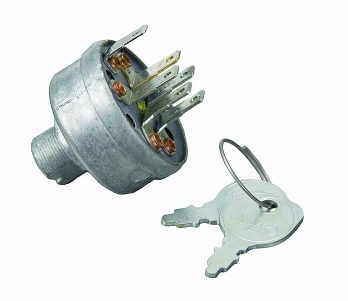 Of 9046  Lawn Mower Ignition Switch Wiring Diagram