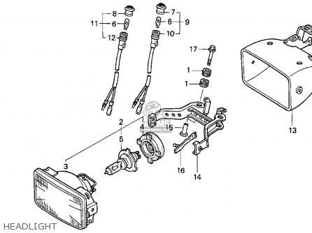 Hs 3500 2000 Honda Foreman Headlight Wiring Diagram Wiring Diagram