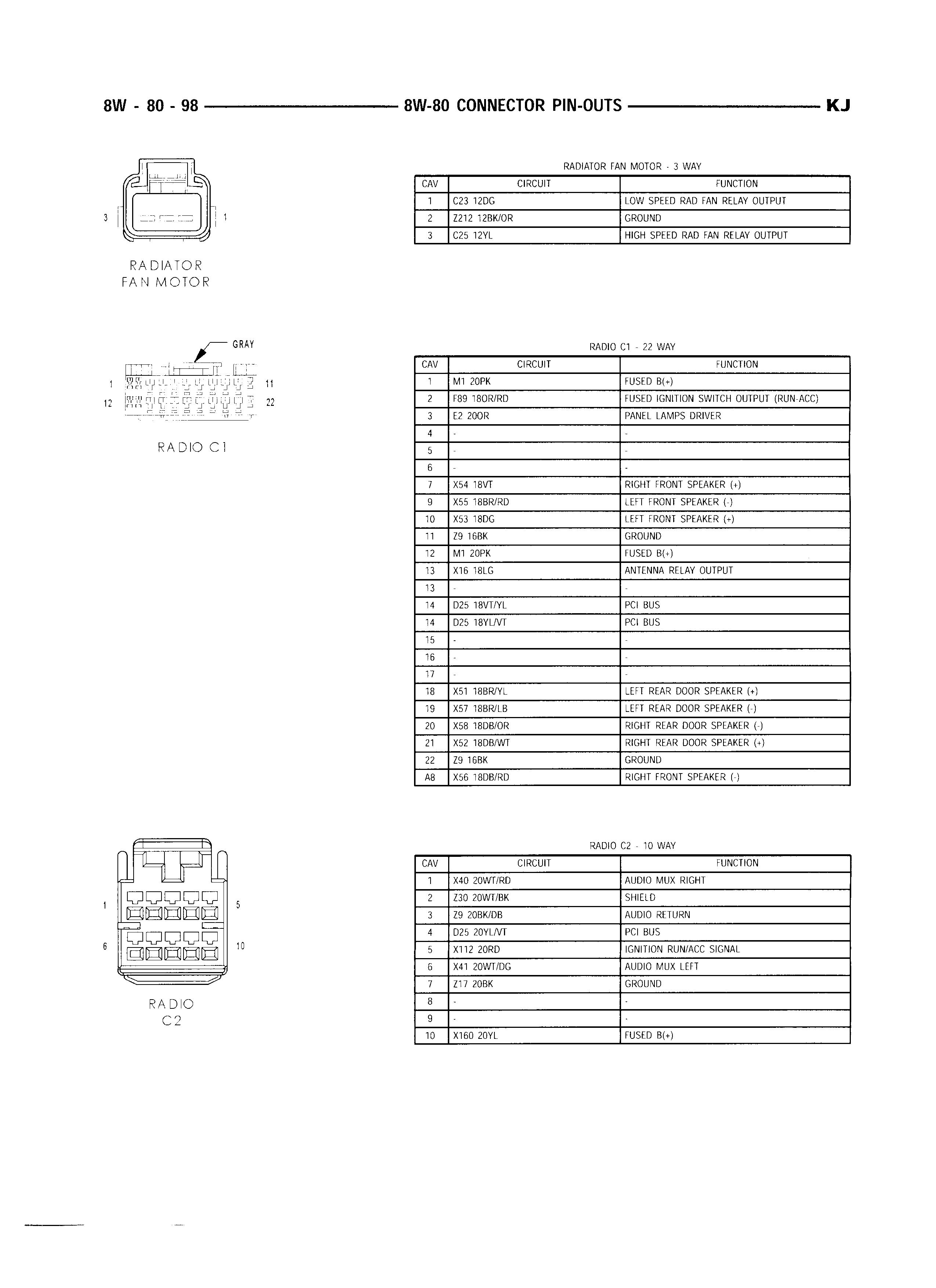 Stereo Wiring Diagram For 2002 Hyundai Accent