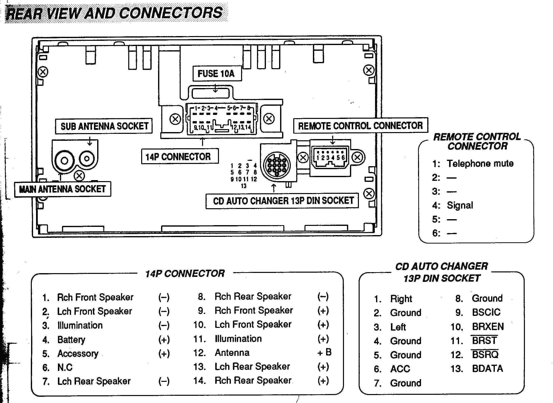 2000 Isuzu Trooper Radio Wiring Diagram L9000 Wiring Schematic Head Light Vww 69 Singpaling Jeanjaures37 Fr