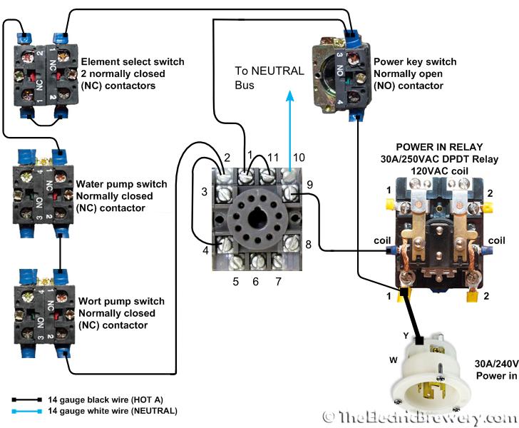 Gg 8527 Wiring Diagram Also 11 Pin Relay Socket Wiring Diagram On 8 Pin Relay Schematic Wiring