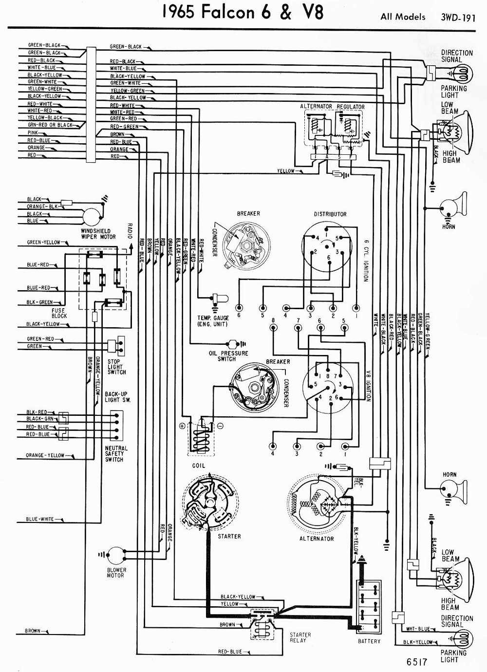 1962 ford falcon wiring diagram yd 0069  complete wiring diagram for a 1963 falcon download diagram  wiring diagram for a 1963 falcon