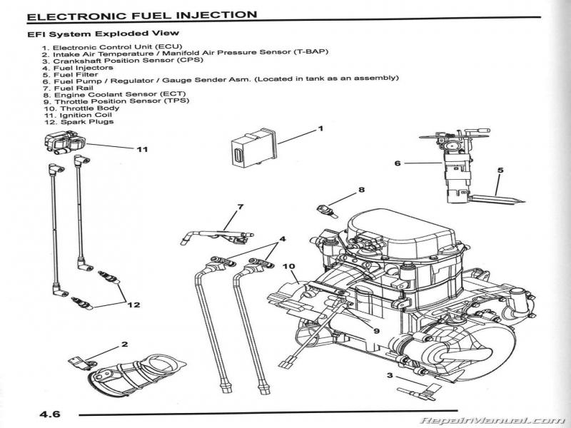 Rd 2679 Polaris Ranger Rzr 800 Wiring Diagram Wiring Diagram
