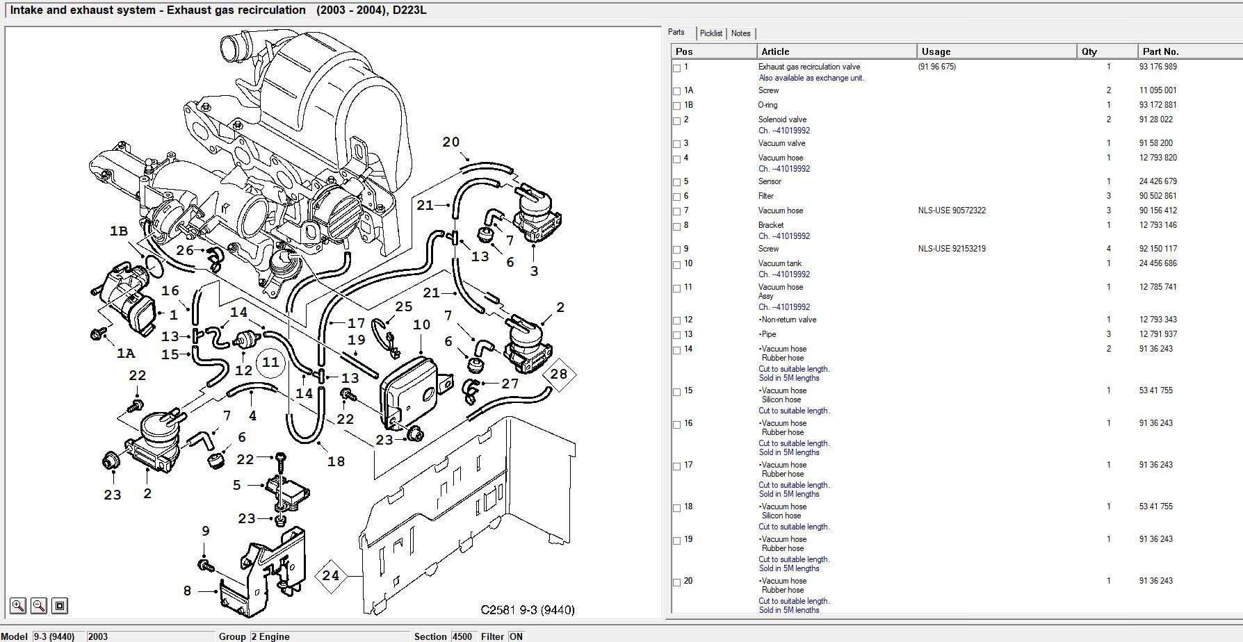 yr_0779] saab 9 3 vacuum diagram schematic wiring  cosm vira effl cajos vira mohammedshrine librar wiring 101