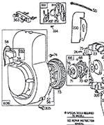 Wondrous Briggs And Stratton Engine Parts Propartsdirect Wiring Cloud Ittabisraaidewilluminateatxorg