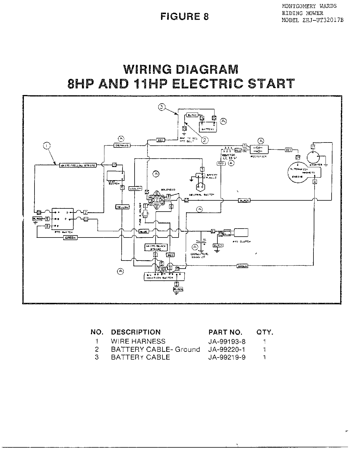 Mv 6993 Wiring Diagram On 11 Hp Briggs And Stratton Engine Wiring Diagram Schematic Wiring
