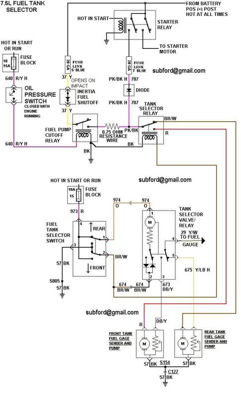 1988 Ford E 350 Wiring Diagram Bege Wiring Diagram