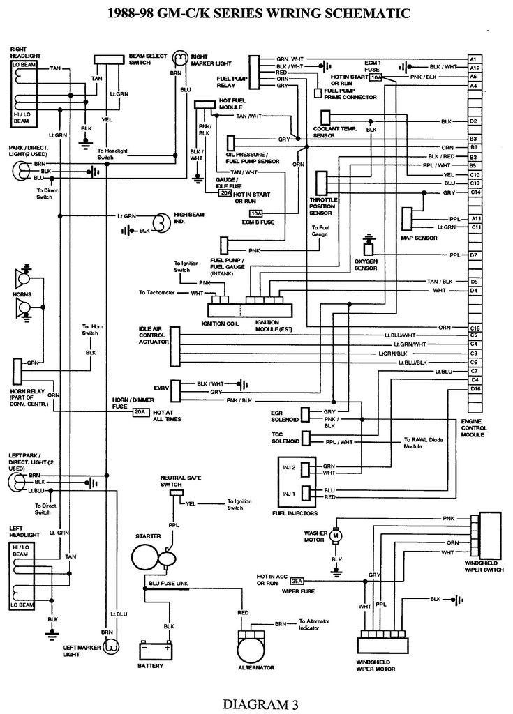 chevrolet wiring diagram vb 0384  1989 chevy s10 rwal wiring diagram chevrolet truck wiring diagrams free vb 0384  1989 chevy s10 rwal wiring diagram