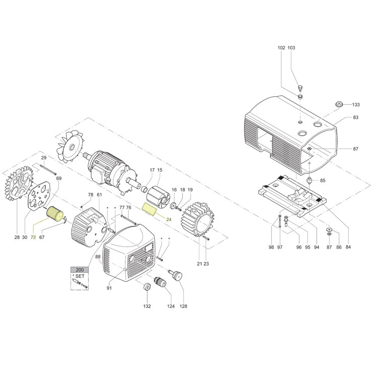 Becker Vacuum Pump Wiring Diagram