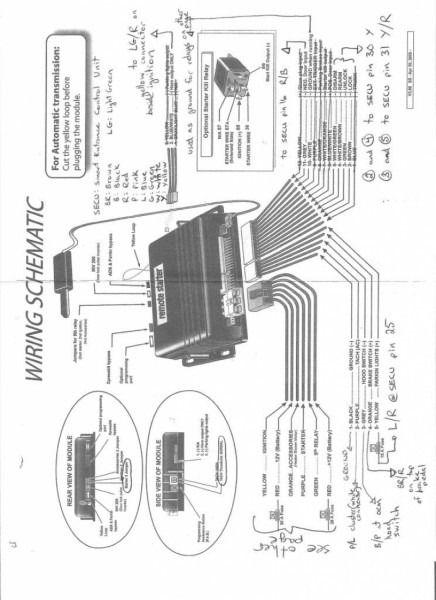 Viper 4606v Remote Start Wiring Diagram