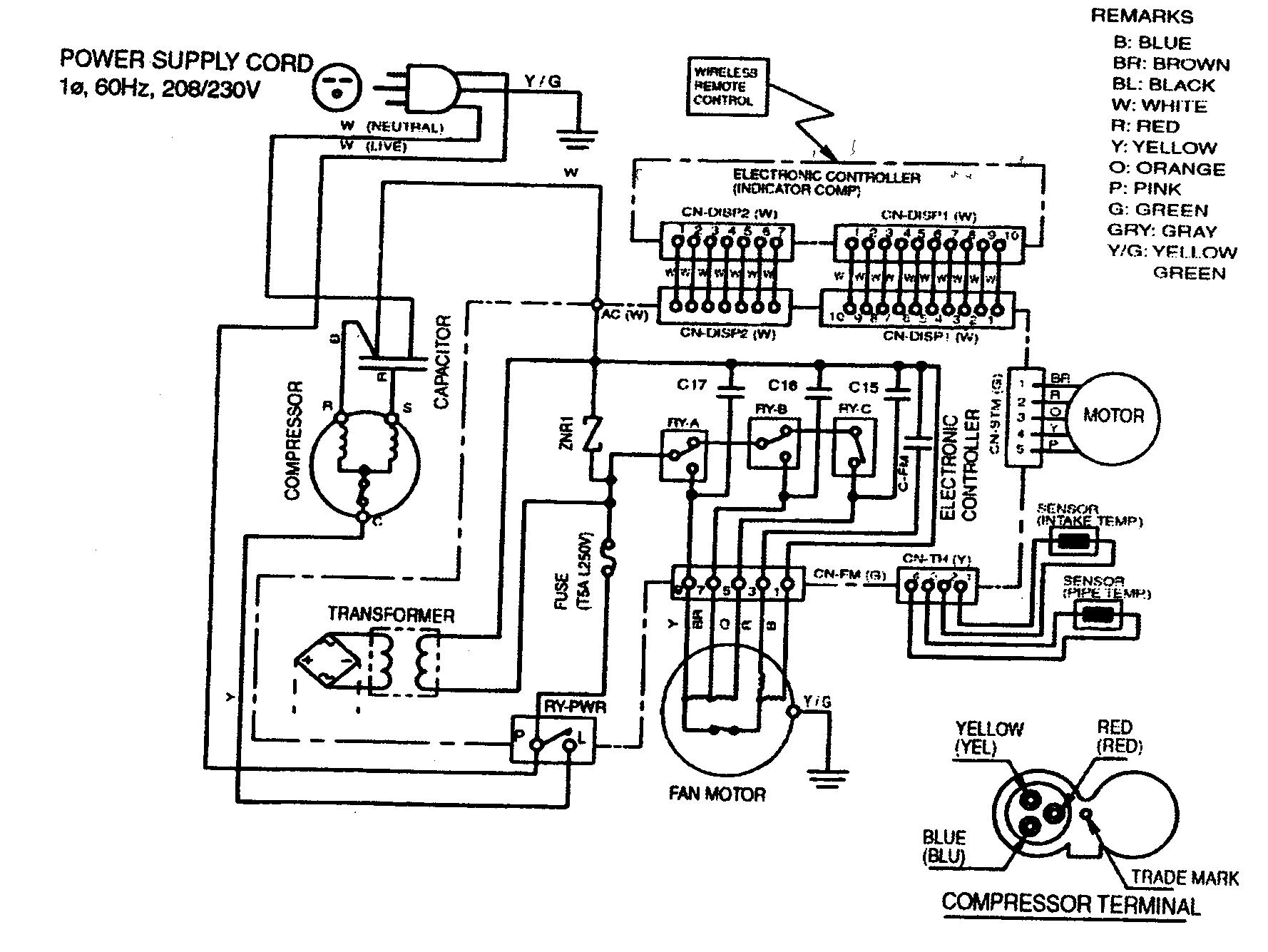 Bf 9051 Wiring Diagram Ac Panasonic Download Diagram