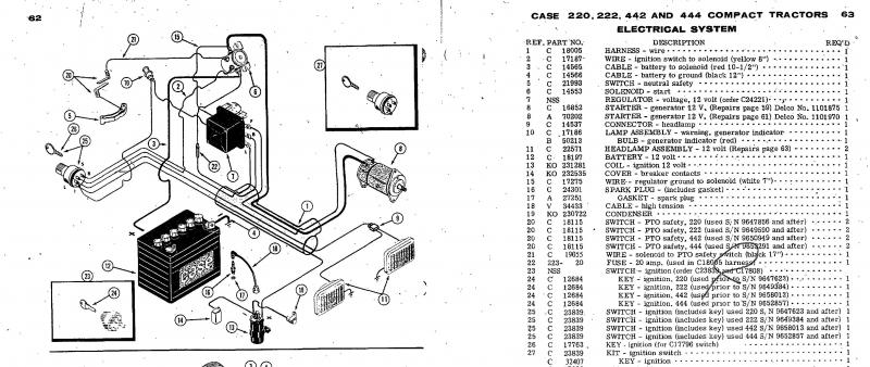 john deere 644b wiring harness diagram nl 3274  snow plow wiring diagram on case 446 garden tractor  snow plow wiring diagram on case 446