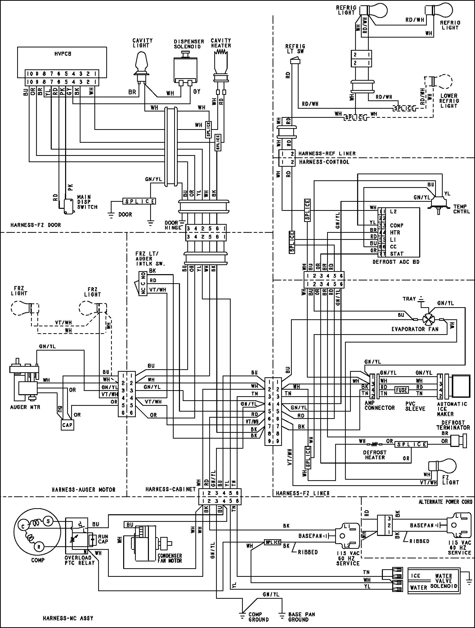 Amana Ptc40a40gc Wiring Diagrams   CCTV Wiring Diagram component ...