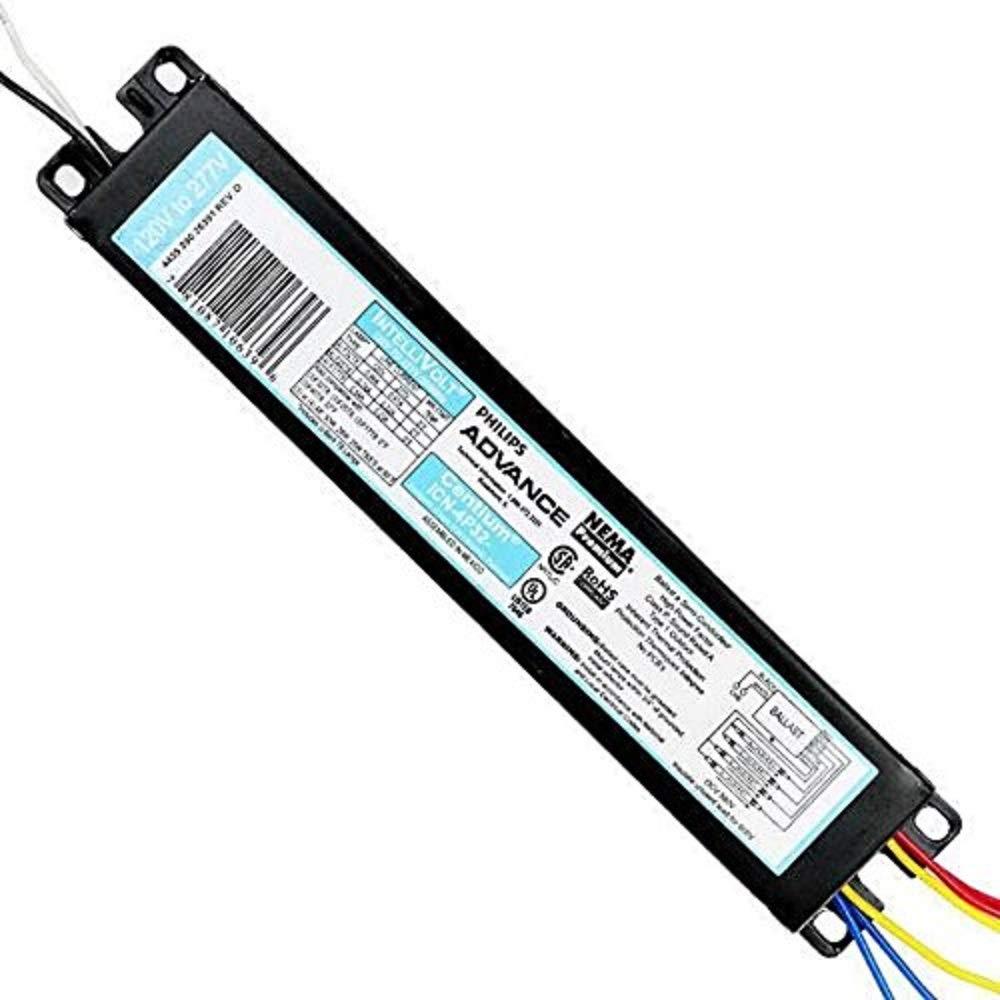 Wondrous Amazon Com Philips Lighting Icn4P32N 3 4F17 F32 Elec Ballast Home Wiring Cloud Hisonepsysticxongrecoveryedborg