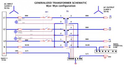 Prime Introduction To 3 Phase Transformers Gamatronic Electronic Wiring Cloud Onicaxeromohammedshrineorg