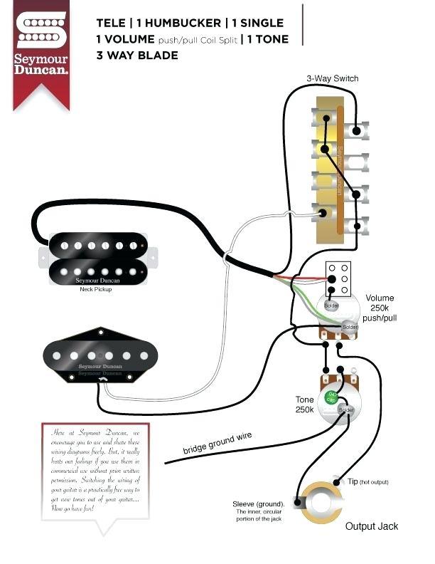 Cc 4896  3 Way Switch With Dual Humbuckers Seymour Duncan