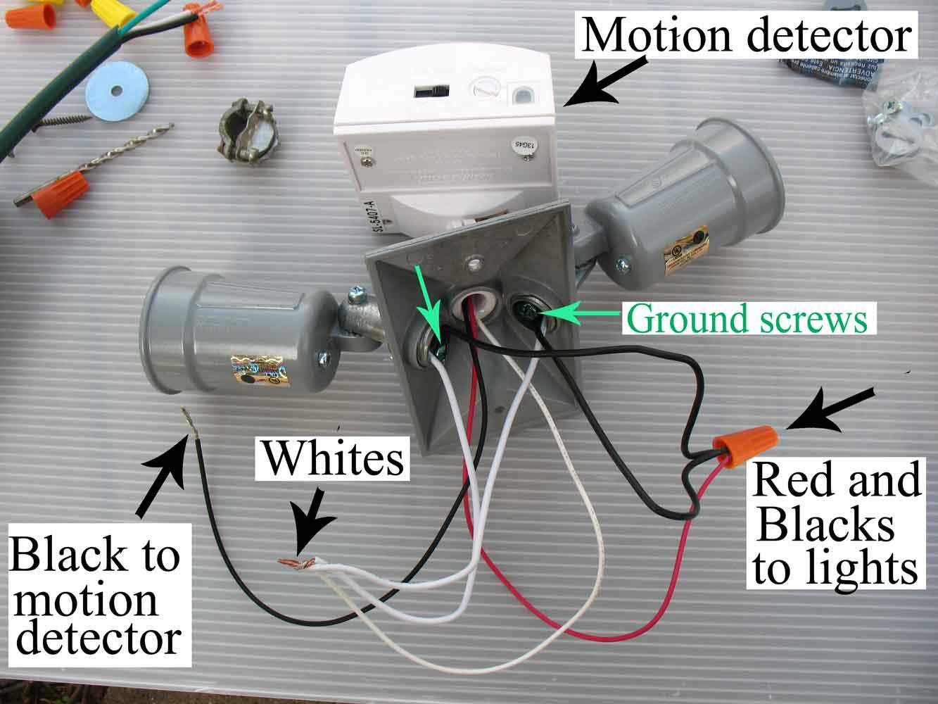 Pleasing How To Wire Motion Sensor Occupancy Sensors Wiring Cloud Cranvenetmohammedshrineorg