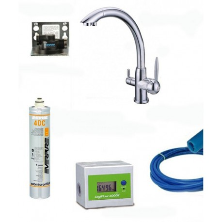 Tremendous Everpure Water Filtration System With 4Dc Filter Cartridge Digital Multi Wiring Cloud Hisonepsysticxongrecoveryedborg