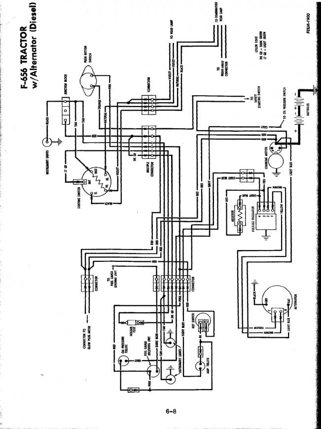 806 international tractor wiring diagram wiring diagram for farmall 706 tractor wiring diagram schematics  wiring diagram for farmall 706 tractor
