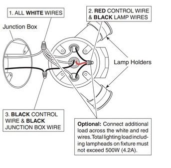 Heath Zenith Sensor Head Wiring Diagram