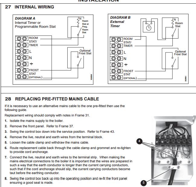 Awesome Salus Rf500 Ideal Logic Combi 24 Wiring Diynot Forums Wiring Cloud Lukepaidewilluminateatxorg