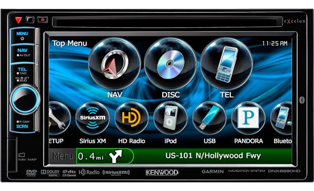 Kenwood Excelon Dnx6990hd Wiring Diagram