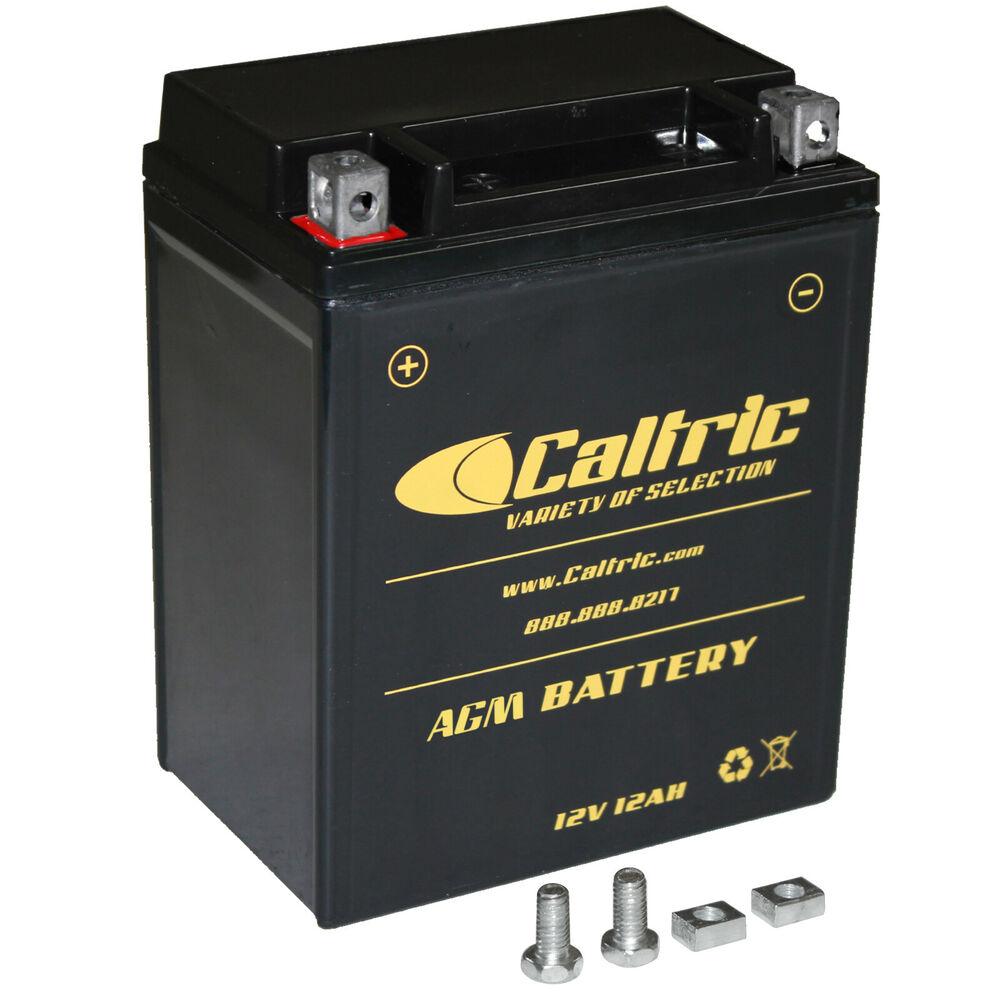 Magnificent Agm Battery Fits Kawasaki Bayou 220 Klf220A 1992 2002 Ebay Wiring Cloud Icalpermsplehendilmohammedshrineorg