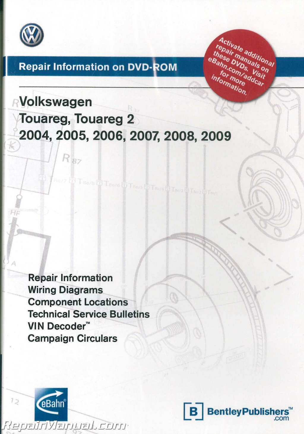 RV_8835] Vw Touareg Wiring Diagrams Vw Free Engine Image For User Manual  Free DiagramWww Mohammedshrine Librar Wiring 101