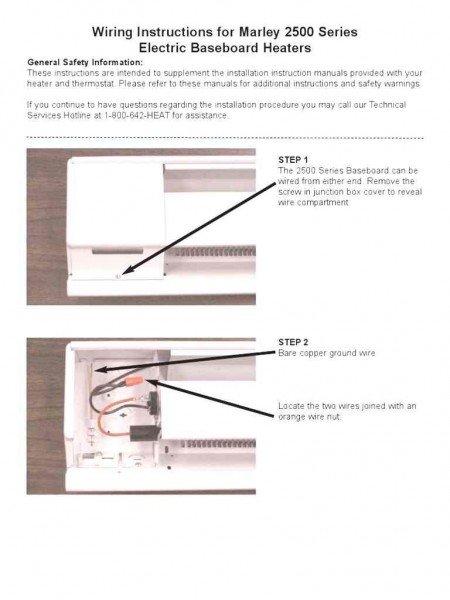 Marvelous Baseboard Heater Thermostat Wiring Diagram Free Download Wiring Wiring Cloud Animomajobocepmohammedshrineorg