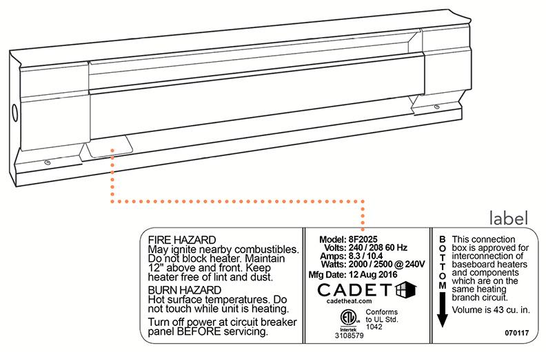 cadet heater wiring diagram 240v kw 5782  wiring diagram on wiring diagram for baseboard heater  wiring diagram for baseboard heater