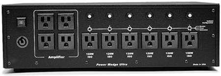 Enjoyable Audio Power Industries Power Wedge Ultra 116 Power Conditioner Wiring Cloud Filiciilluminateatxorg