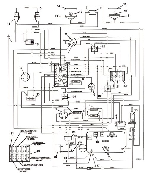 wiring diagram for case vac tractor lk 4745  kubota tractor wiring diagrams further kubota diesel  lk 4745  kubota tractor wiring diagrams