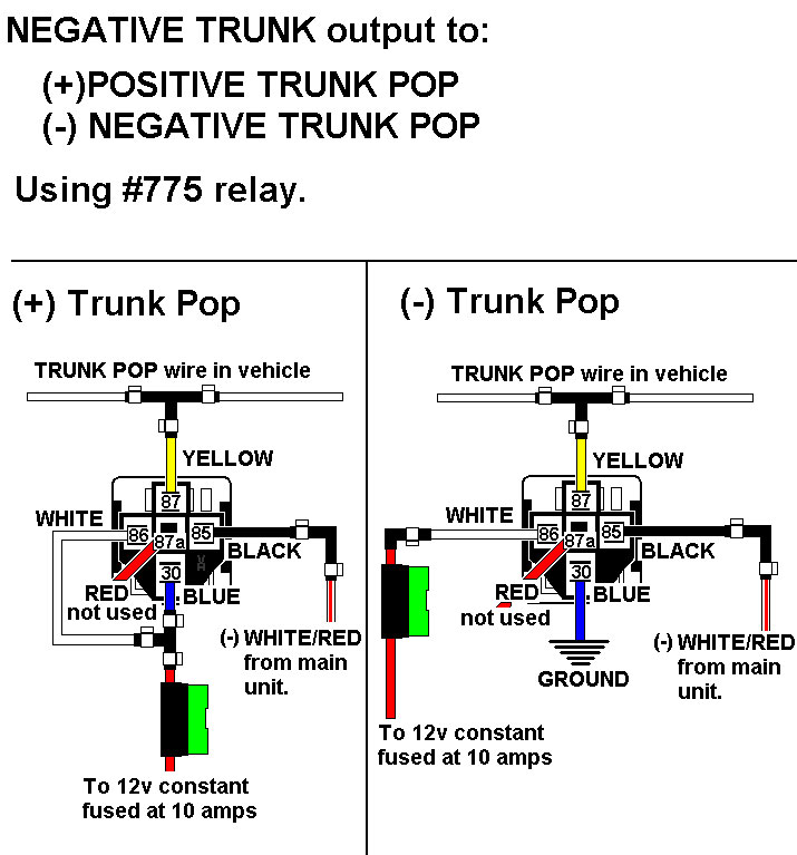 Nm 8136 5 Pin Relay Wiring Diagram Ford